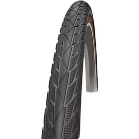 "Impac StreetPac PP Tyre 28"", wire bead, Reflex black/brown"
